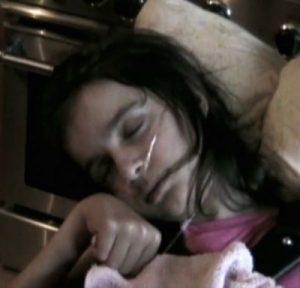 Victoria-Arlen-coma